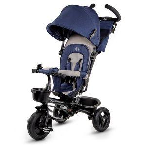 Детска сгъваема триколка AVEO KINDERKRAFT - синя