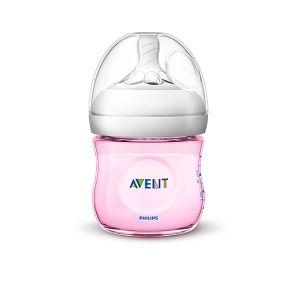 Бебешко шише за хранене Natural 125 ml. PP Philips AVENT - лимитирана серия