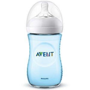 Бебешко шише за хранене Natural 260 ml. PP Philips AVENT - лимитирана серия