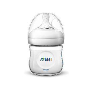 Бебешко шише за хранене Natural 125 ml. PP Philips AVENT