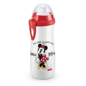Спортна чаша с клапа Sports cup 450ml. NUK - Mickey