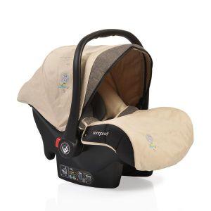 Столче - кошница за кола 0-13 кг. Stefanie Cangaroo - бежово