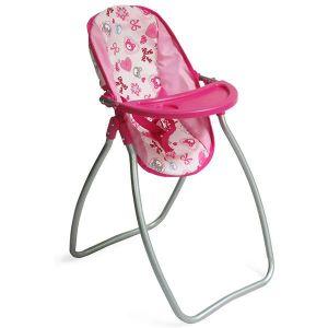 2в1 Столче за хранене и люлка за кукли Lovely Bear NANO