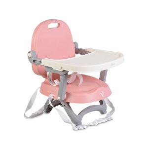 Повдигащ стол за хранене Papaya CANGAROO - розов