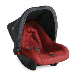 Столче за кола 0-10 кг. BODYGUARD LORELLI - Black&Red
