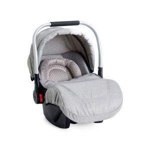 Столче за кола 0+(0-13кг) DELTA LORELLI - Grey