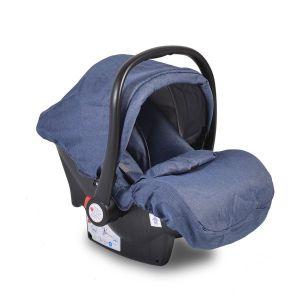 Стол-кошница за кола 0-13 кг. MONI - деним