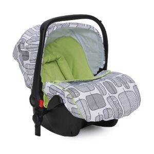 Столче - кошничка за кола 0-13 кг. Rachel CANGAROO - зелено