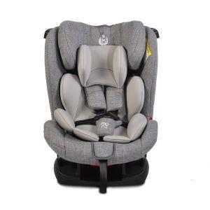 Столче за кола 0-36 кг. Marshal MONI - светло сив