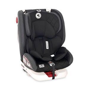Стол за кола 0-36 кг. с Isofix ROTO LORELLI - BLACK new