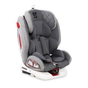 Стол за кола 0-36 кг. с Isofix ROTO LORELLI - Grey