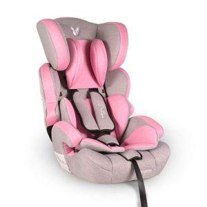 Детско столче за кола 9-36 кг. Deluxe CANGAROO - розов