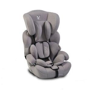 Детско столче за кола 9-36 кг. Deluxe CANGAROO - светло сив