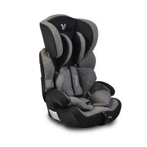 Детско столче за кола 9-36 кг. Deluxe CANGAROO - тъмно сив