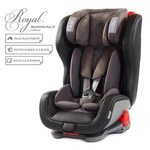 Столче за кола Evolvair Royal 9-36 кг. AVIONAUT - черно