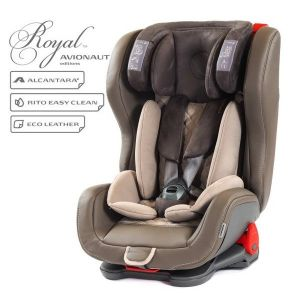 Столче за кола Evolvair Royal 9-36 кг. AVIONAUT - сиво/бежово