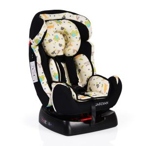Столче за кола 0-25 кг. Guardian MONI - черен