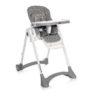 Столче за хранене CAMPANELLA LORELLI - Grey CANDY