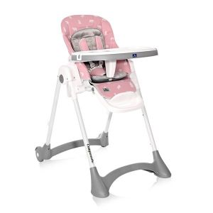 Столче за хранене CAMPANELLA LORELLI - Pink BEARS