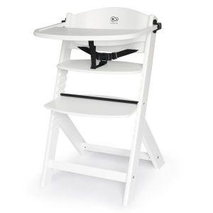 Столче за хранене ENOCK KINDERKRAFT - бяло