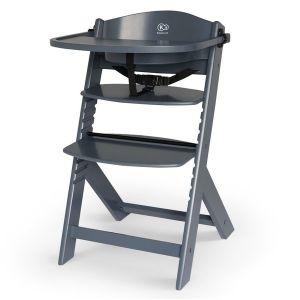 Столче за хранене ENOCK KINDERKRAFT - сиво