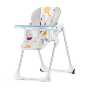 Столче за хранене Yummy KinderKraft - шарено