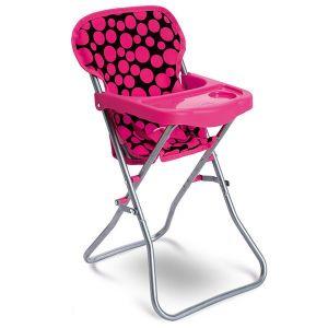 Столче за хранене за кукли Yummy NANO