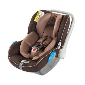 Столче за кола 0-13 кг. Kite+ AVIONAUT - кафяво