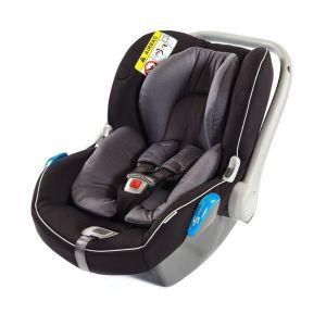 Столче за кола 0-13 кг. Kite+ AVIONAUT - сиво/черно