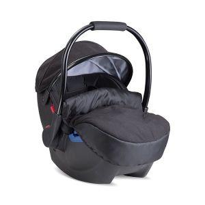 Столче за кола 0-13 кг. RIMINI PREMIUM LORELLI - Black STARS