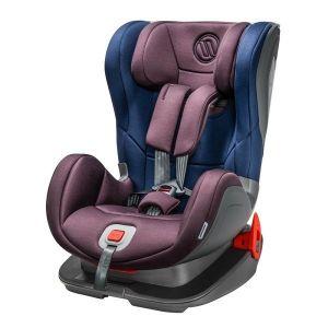 Детско столче за кола Glider Expedition 9-25 кг. AVIONAUT - лилаво/синьо
