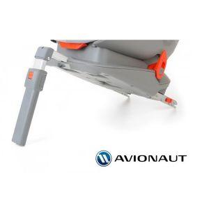 stolche-za-kola-glider-royal-isofix-avionaut-bejovo-sivo-2.jpg - 2