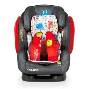 Столче за кола 9-36 кг. HUG с Isofix COSATTO - Monster Mob
