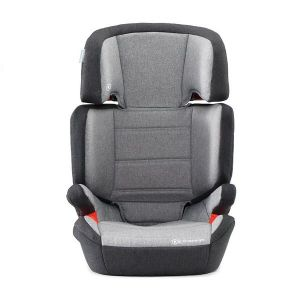 Столче за кола с IsoFIX 15-36 кг. Junior KINDERKRAFT - сив