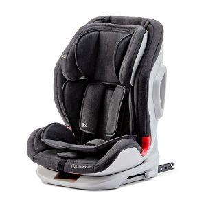 Детско столче за кола ONETO3 9-36 кг. KINDERKRAFT - черно