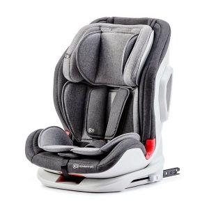 Детско столче за кола ONETO3 9-36 кг. KINDERKRAFT - сиво