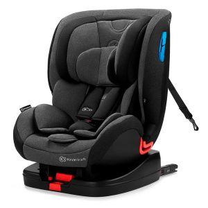 Столче за кола 0-25 kg. IsoFix Vado KINDERKRAFT - черно