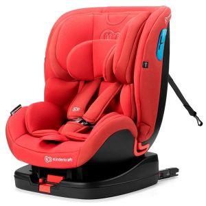 Столче за кола 0-25 kg. IsoFix Vado KINDERKRAFT - червено