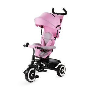 Детска триколка ASTON KINDERKRAFT - розова