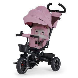 Детска триколка 5в1 SPINSTEP KINDERKRAFT - розова