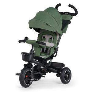 Детска триколка 5в1 SPINSTEP KINDERKRAFT - зелена