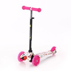 Тротинетка Mini LORELLI - Pink BUTTERFLY