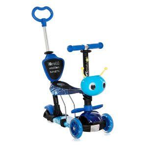 Тротинетка Smart Plus LORELLI - Blue COSMOS