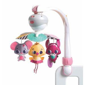 Музикална въртележка Take - Along Mobile Tiny Princess TINY LOVE