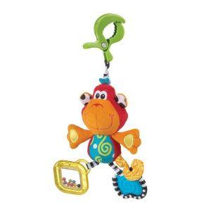 Висяща играчка за количка Маймунка PLAYGRO 0м+